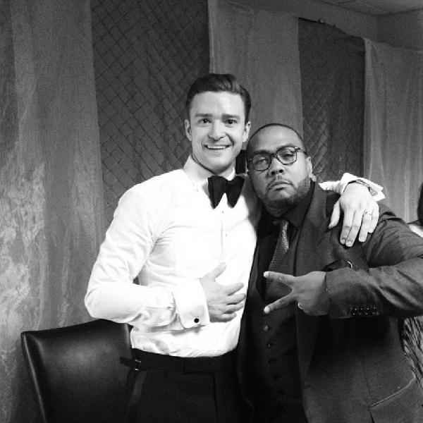 Bocor, Ini Dia Lagu Kolaborasi Timberlake dan Timbaland