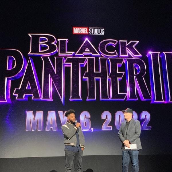 Juli 2021, Black Panther 2 Mulai Syuting