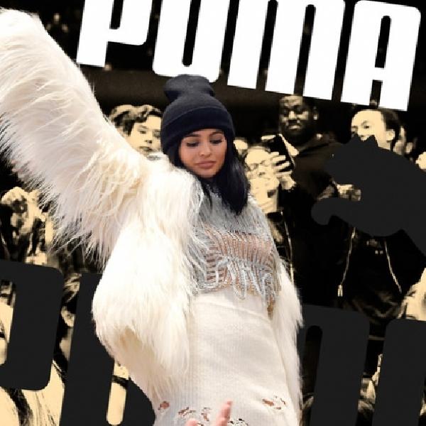 Kylie Jenner, Icon Baru Sneaker Wars dari Puma