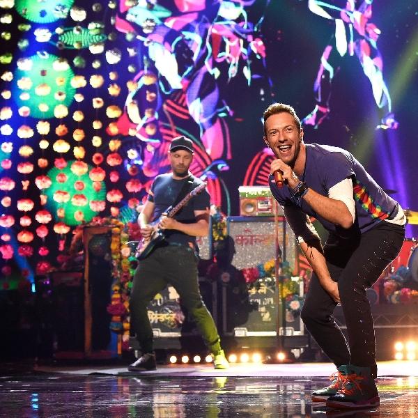 Ini Dia Duet Coldplay dan Pangeran Harry di Kensington Palace