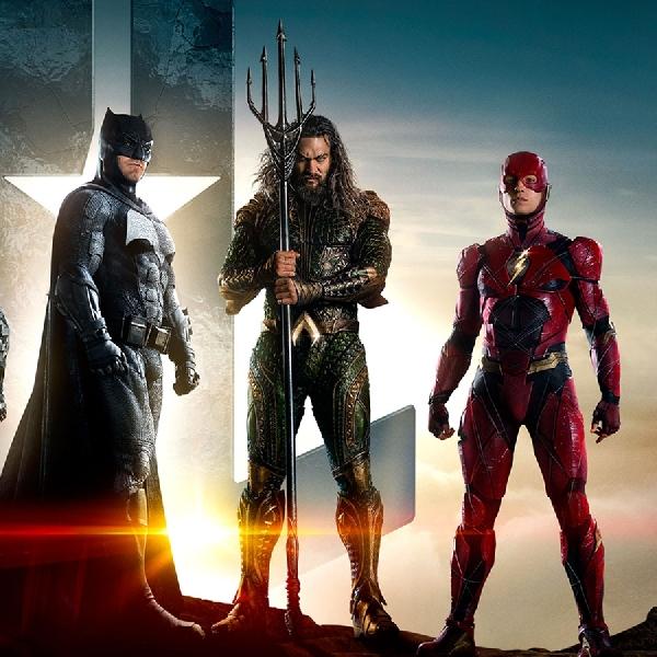 Tetap di Bangku Anda, Karena Film Justice League Punya Dua Ekstra Scene