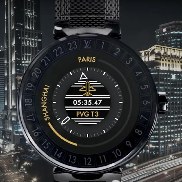 Kaya Fitur Premium, Ini Smartwatch Besutan Louis Vuitton