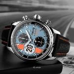 M1-Le Mans Classic Chrono, Jam Tangan ala Mobil Balap Ford dan Porsche