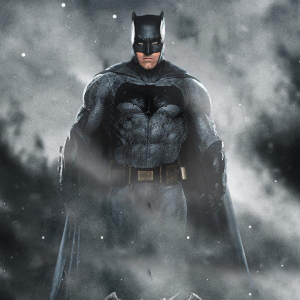 Judul Film Solo Batman Akhirnya Diungkap