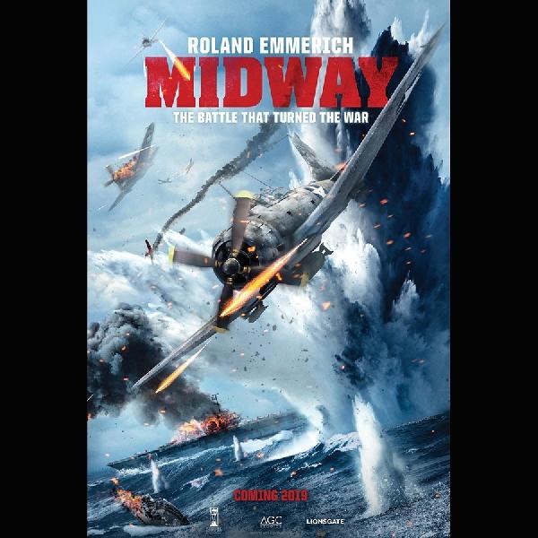 Simak Trailer Midway, Sebuah Film Epik Tentang Perang Dunia  II