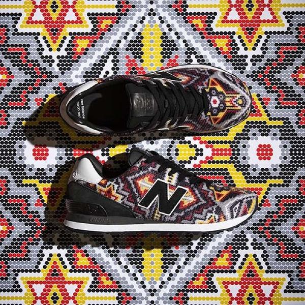 New Balance Bespoke 574 Capsule, Sneaker Bermotif Penuh Arti