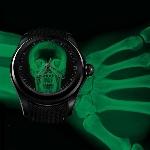 New Bubble X Ray Watch Sports Hadir Dengan Wujud Tengkorak Lebih Nyata