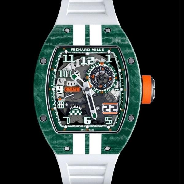 Rayakan Kembalinya Le Mans Classic, Jam Tangan Balap Richard Mille Diproduksi Terbatas