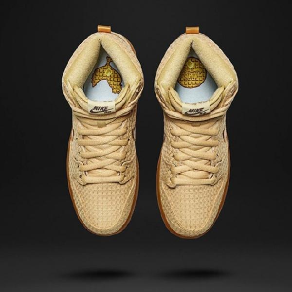 Nike SB Dunk High Chicken and Waffles, Sneakers Unik yang Terinspirasi dari Makanan