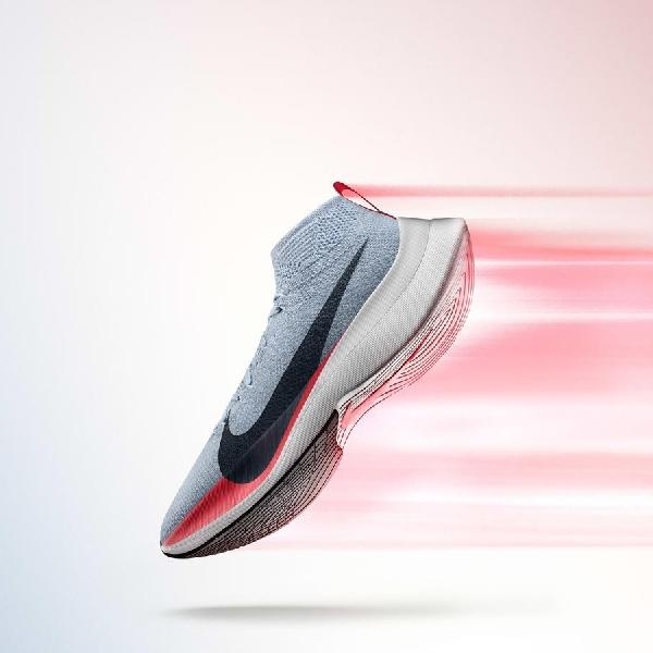 Sepatu Besutan Nike Ini Bisa Dongkrak Speed Saat Berlari