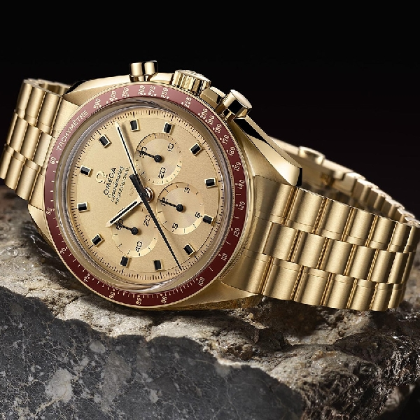 Omega's Speedmaster Apollo 11 50th Anniversary Limited Edition