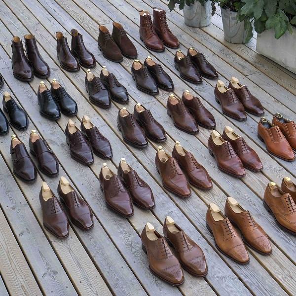6 Tipe Sepatu Oxford Untuk Para Eksekutif Berkelas