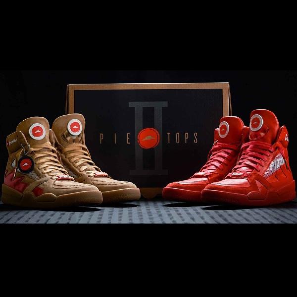 Pizza Pie Tops 2.0, Bukan Sekedar Sneakers Biasa