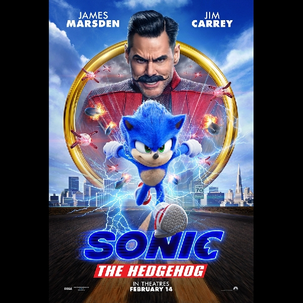 """Sonic The Hedgehog"" Menduduki Puncak Box Office Amerika"