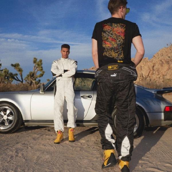 Puma Meluncurkan Koleksi Porsche Legacy Edition