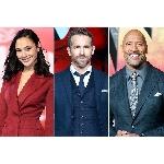 Dwayne Johnson, Ryan Reynolds, dan Gal Gadot Akan Bermain Bersama di Film Baru Netflix