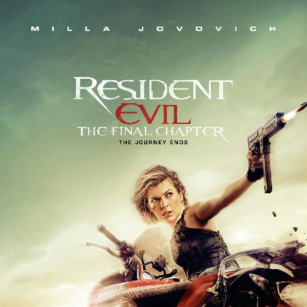 Resident Evil: The Final Chapter - Akhir Perjuangan Milla Jovovich