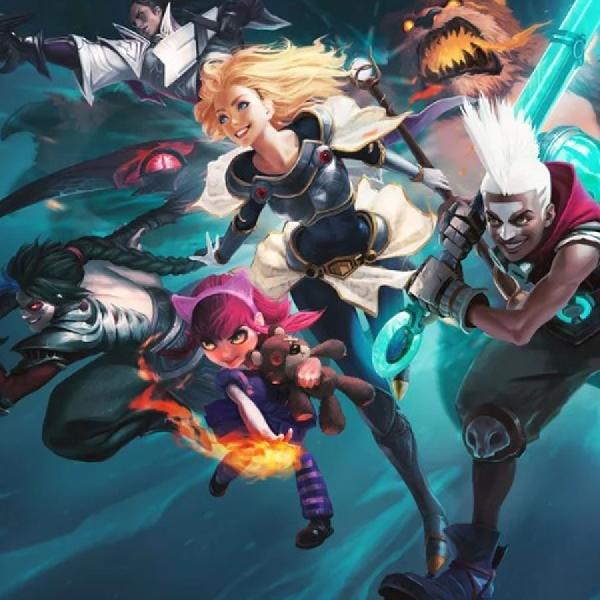 """Riot Games Mengonfirmasi Pembuatan """"League of Legends MMO"""""""
