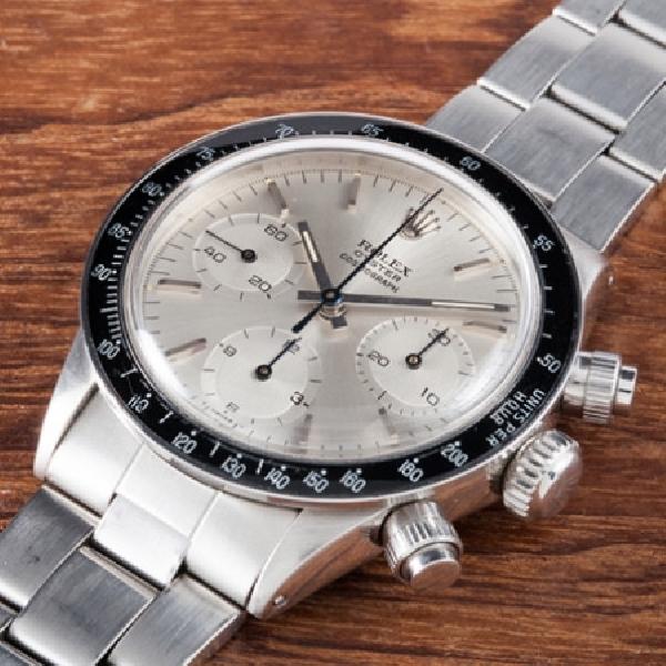 Bersiap, Arloji Mewah Rolex Daytona Siap Kembali Dilelang Tahun Ini
