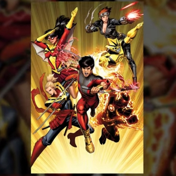 Shang-Chi and the Legend of the Ten Rings, Superhero Asia Pertama MCU