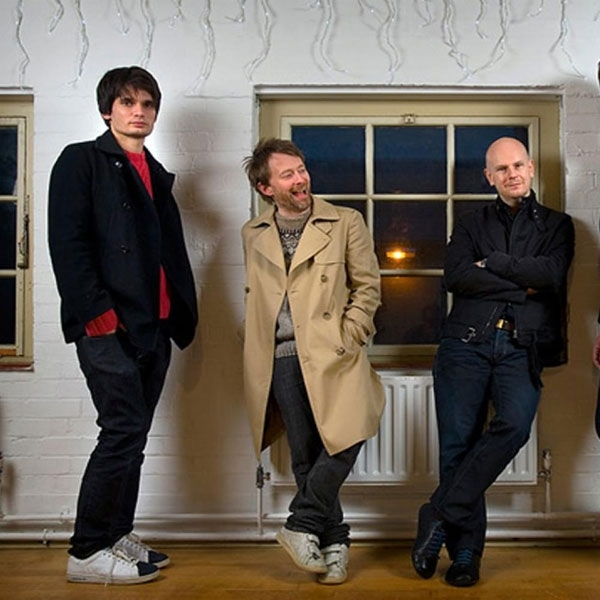 Seluruh Discography Radiohead Kini Tersedia di Spotify