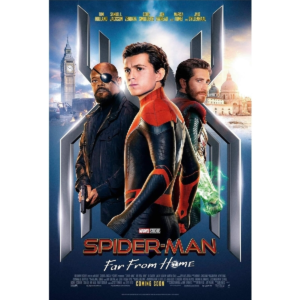 Baru Saja Tayang, Spider-Man Sudah Pecahkan Rekor Box Office