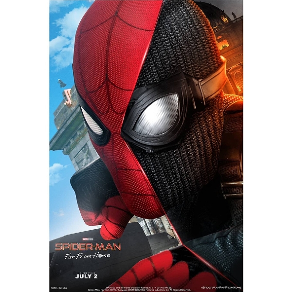 Spider-Man: Far From Home Jadi Film Terlaris Sepanjang Masa