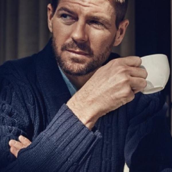 Steven Gerrard: Saya Suka Fashion Bersih dan Berkelas