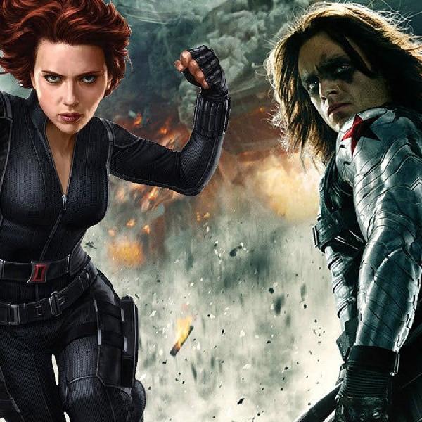Teori Romansa MCU: Black Widow dan Winter Soldier