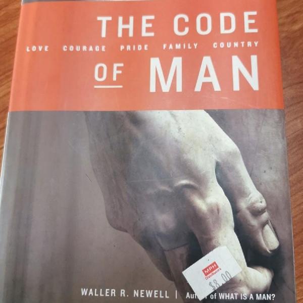 "Ketahui Jalan Menuju Kejantanan dalam ""The Code of Man"""
