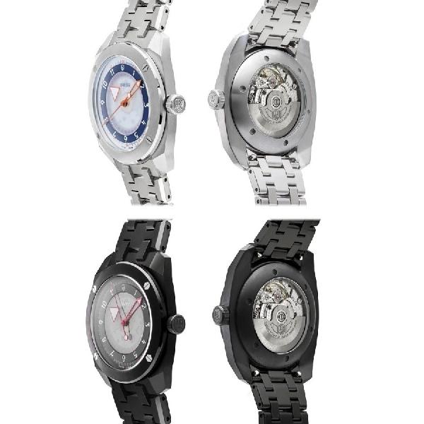 Terinspirasi Formula 1, Jam tangan Floating Hours DWISS R2 Berani Tampil Beda