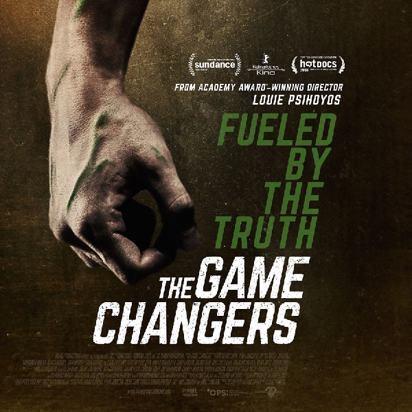 "Buka Wawasan Makanan Nabati Lewat Dokumenter ""The Game Changers"""