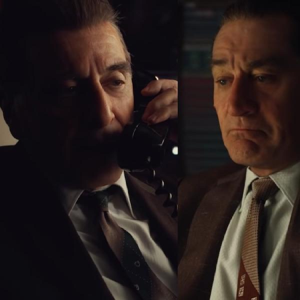 Netflix Rilis Trailer Pertama Film Terbaru Robert DeNiro