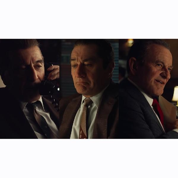 Sebelum ke Netflix, The Irishman Akan Tayang Eksklusif di Bioskop Terpilih