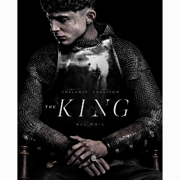 Netflix Rilis Trailer The King, Drama Sejarah Bertabur Bintang