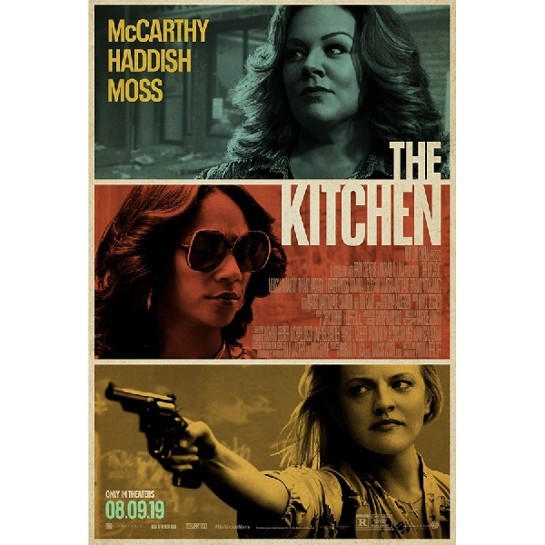 Simak Trailer The Kitchen, Film Mafia Unik Keluaran Warner Bros