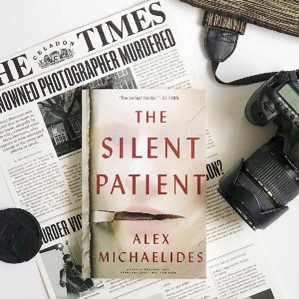 """Tenggelam dalam Novel Thriller Peraih Awards, """"The Patient Silent"""""""