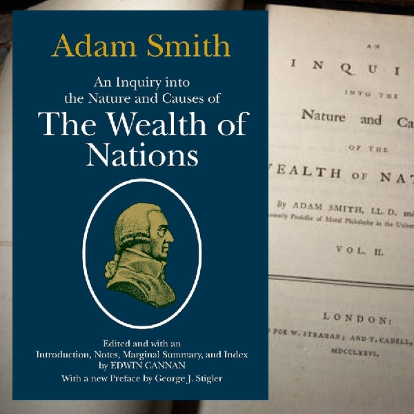 The Wealth of Nations, Magnum Opus Adam Smith