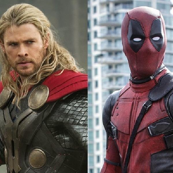 Thor: Ragnarok dan Deadpool 2 akan Rilis 2017 Mendatang