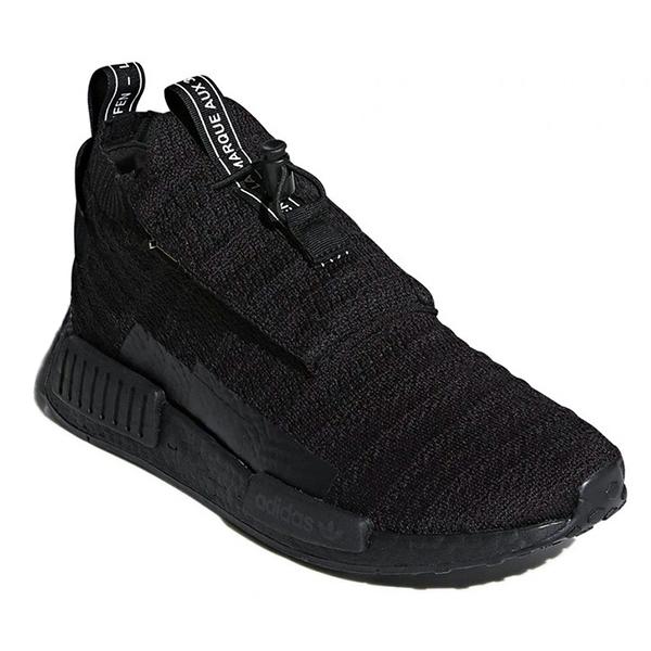 Melihat Lebih Dekat Adidas NMD TS1 Triple Black