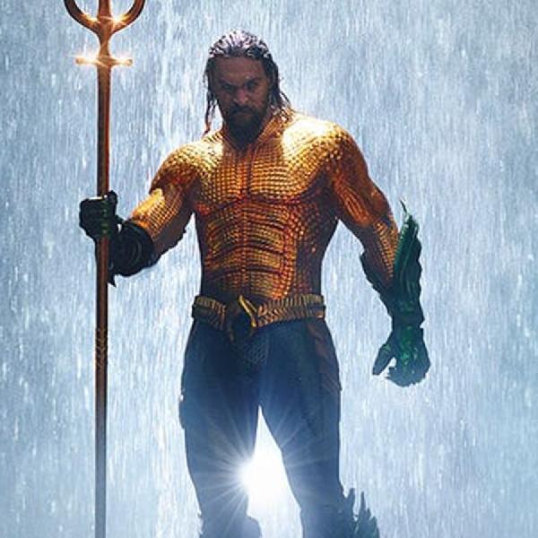 Aquaman Rilis Lebih Awal di China. Bagaimana Dengan Indonesia?