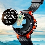 Casio Hadirkan Smartwatch Sporty Terkecil Dalam Sejarahnya