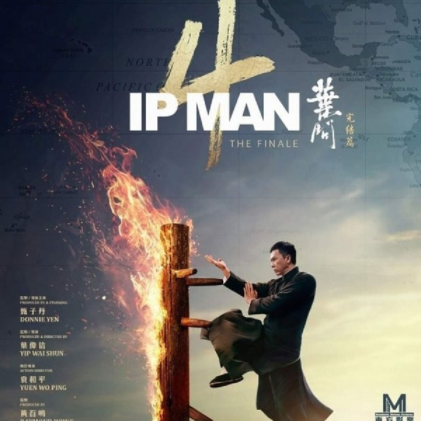 """Ip Man 4: The Finale"" Mengakhiri Peran Donnie Yen?"