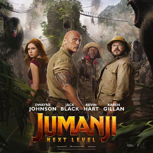 "Film ""Jumanji: The Next Level"" Hadir Kembali"