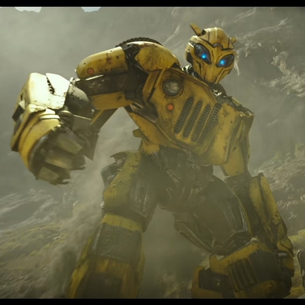 Ini Dia Trailer Perdana Bumblebee