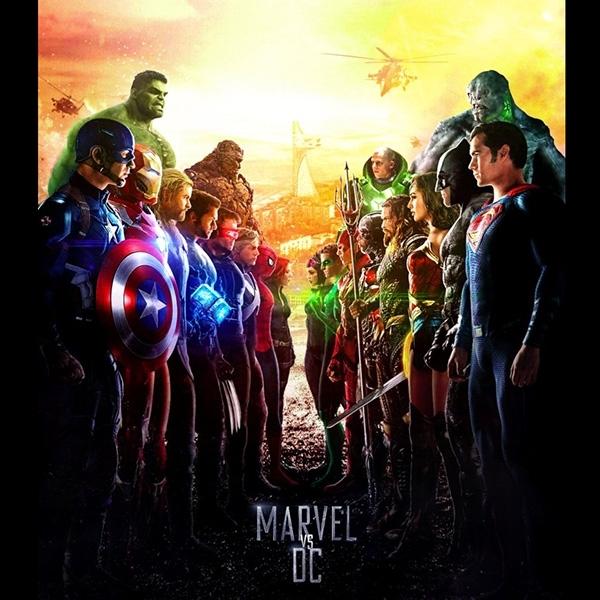 Ini Perbedaan Adegan Aksi dalam Film Marvel dan DC