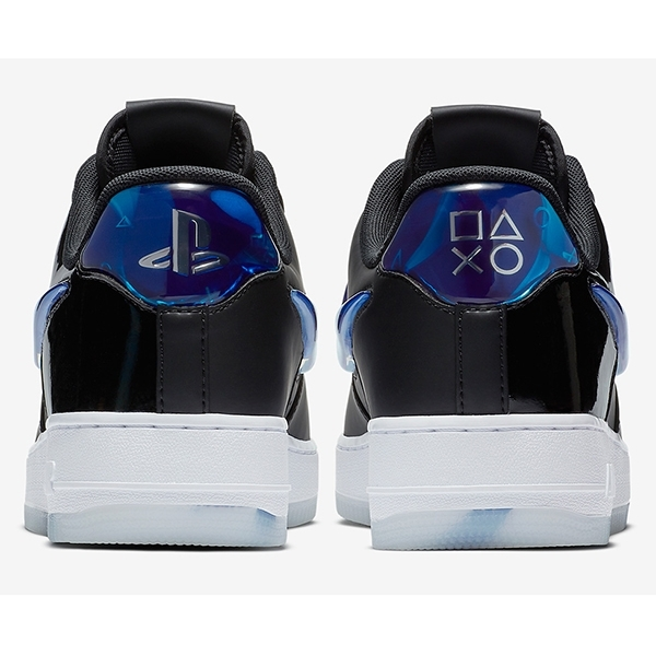 Kerennya Sneaker Nike Air Force 1 Sony Playstation X