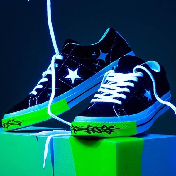 Nuansa Baru untuk Sneaker Converse