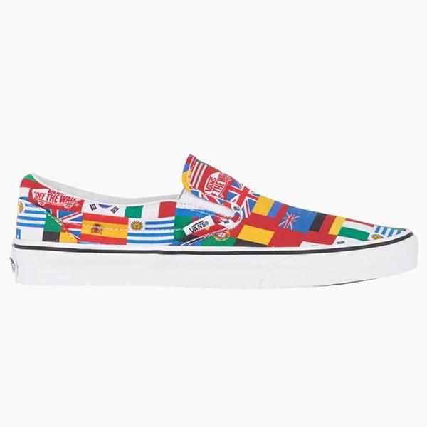 Vans Slip-On Ramaikan Piala Dunia 2018