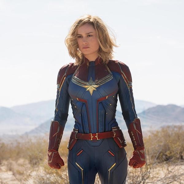 Ini Alasan Film Captain Marvel Bertema Tahun 90'an